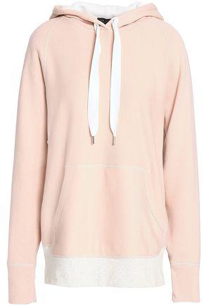 RAG & BONE Cotton hooded sweatshirt