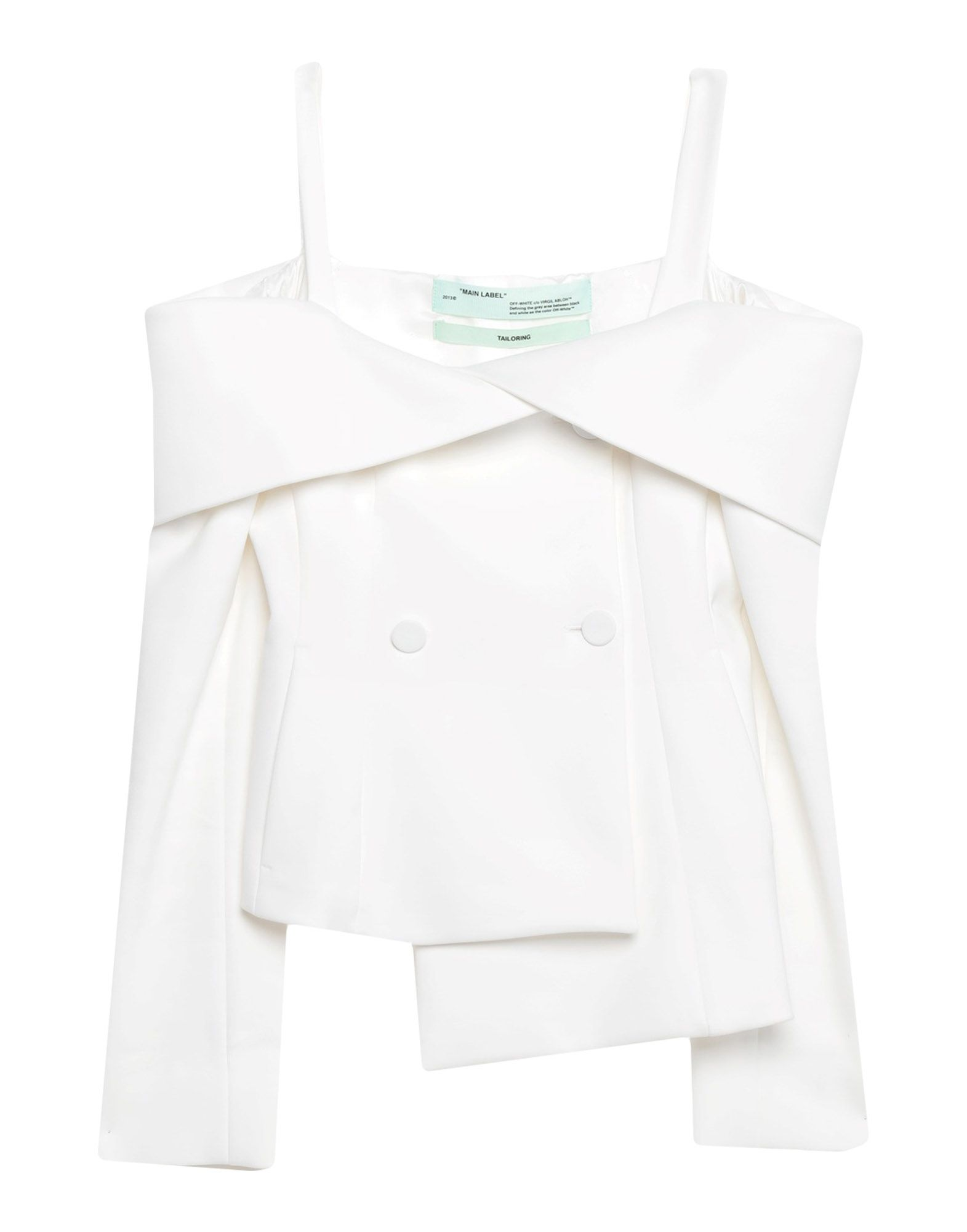 OFF-WHITE™ Пиджак off white™ толстовка