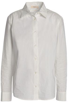 BA&SH Cotton-poplin shirt