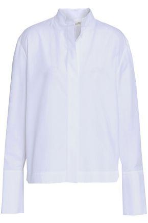 DIANE VON FURSTENBERG Cotton-poplin shirt