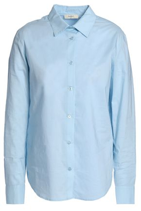 BA&SH Cotton-poplin shirt
