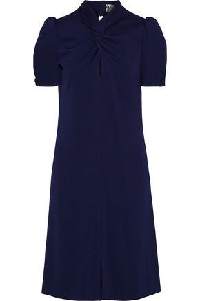 LANVIN Twist-front crepe dress