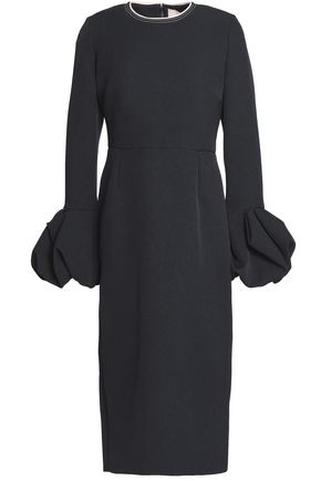 ROKSANDA Flared crepe dress