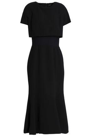 PROENZA SCHOULER Layered crepe midi dress