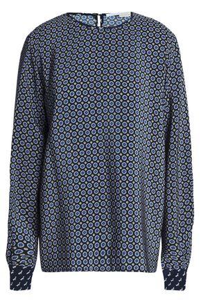 STELLA McCARTNEY Printed silk blouse