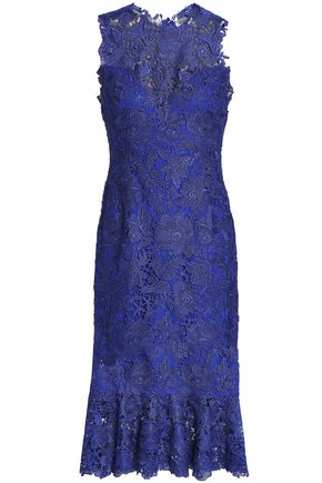 MONIQUE LHUILLIER Lace dress