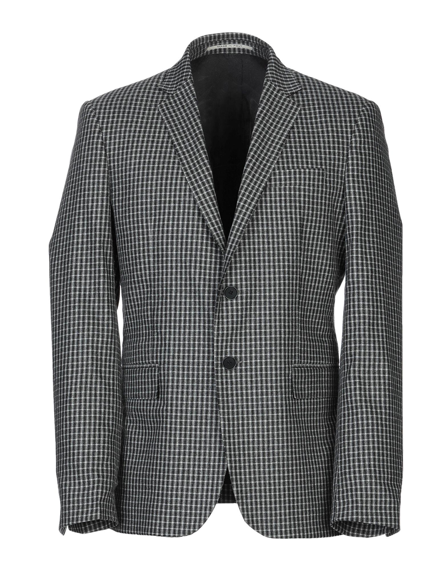 серый мужской пиджак купить