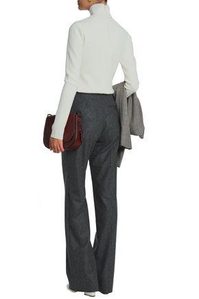 STELLA McCARTNEY Stretch-knit turtleneck sweater