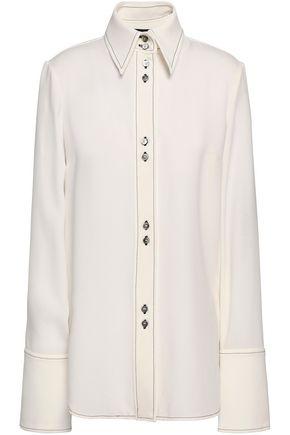 ELLERY Walpole crepe shirt