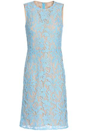 EMILIO PUCCI Cotton-blend corded lace dress