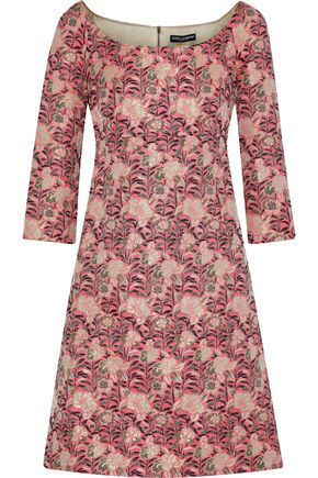 DOLCE & GABBANA Brocade dress