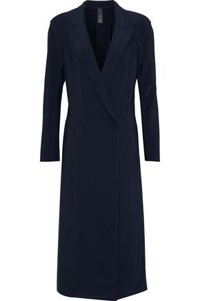NORMA KAMALI Double-breasted woven coat