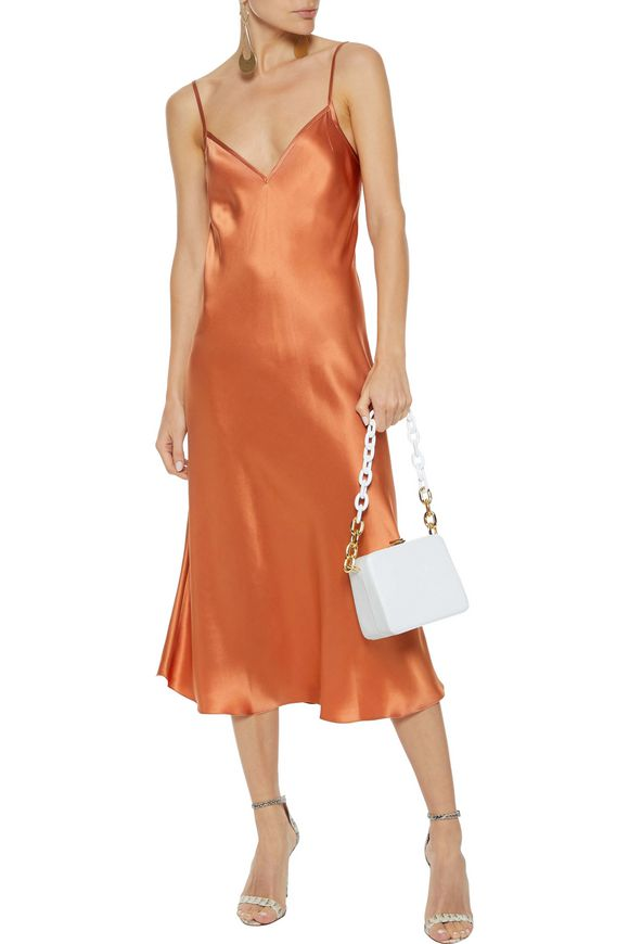 e5da42eab011 Silk-satin midi slip dress | ELLERY | Sale up to 70% off | THE OUTNET