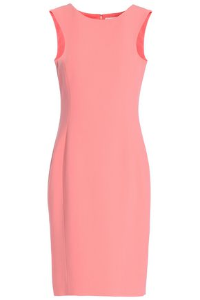 EMILIO PUCCI Wool-blend crepe dress
