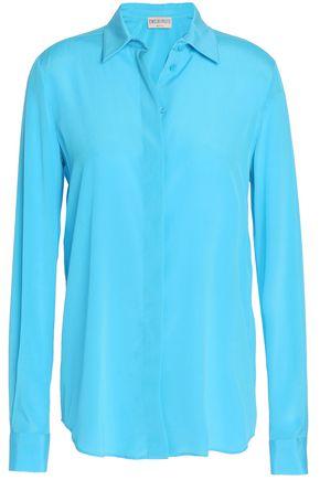 EMILIO PUCCI Stretch-silk shirt