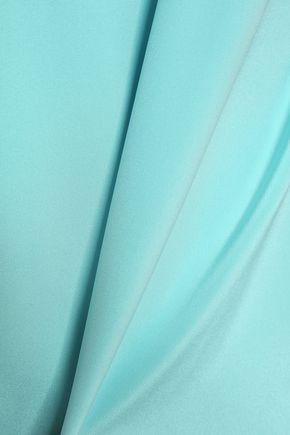 EMILIO PUCCI Silk crepe de chine mini dress