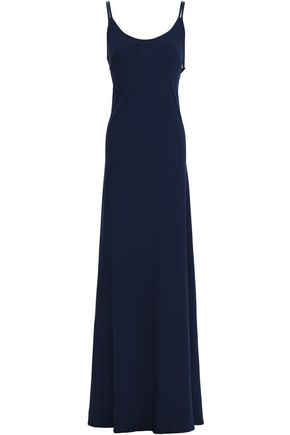 JENNY PACKHAM Open-back jersey maxi dress