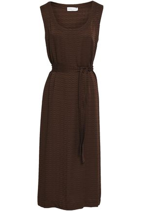SONIA RYKIEL Jacquard midi dress