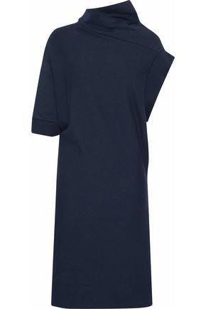 MAISON MARGIELA French cotton-terry dress