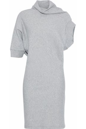 MAISON MARGIELA French cotton-terry dress