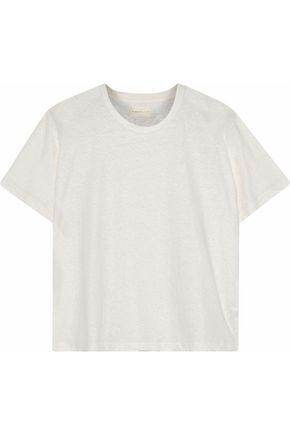 SIMON MILLER Canton slub cotton-jersey T-shirt
