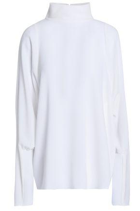 TIBI Crepe blouse