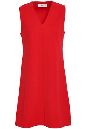 PRINGLE OF SCOTLAND Wool-blend mini dress