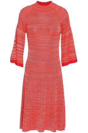 PRINGLE OF SCOTLAND Stretch-knit dress