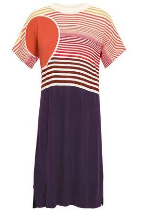 SONIA RYKIEL Intarsia-knit dress