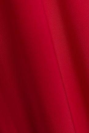 NORMA KAMALI Off-the-shoulder jersey dress