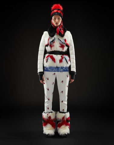 Moncler Grenoble Jackets and Down Jackets Woman: MOUCHEROTTE
