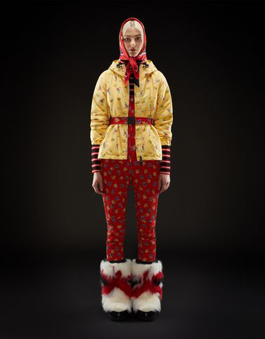Moncler Grenoble Jackets and Down Jackets Woman: MONTMIN