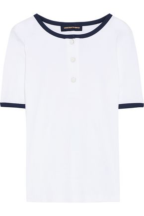 VANESSA SEWARD Cotton-jersey T-shirt