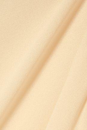 CHLOÉ Crepe turtleneck top