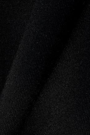ENZA COSTA Stretch-jersey top