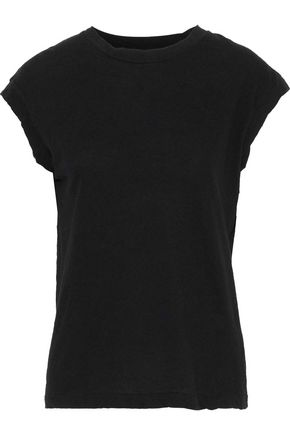 SIMON MILLER Kechi cotton-jersey T-shirt