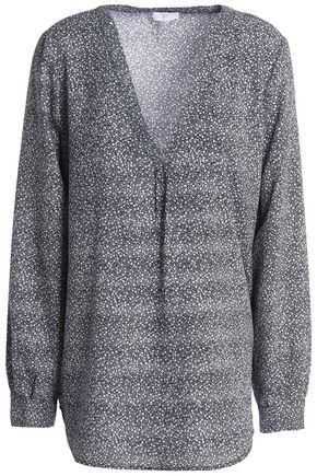JOIE Daryn floral-print crepe blouse