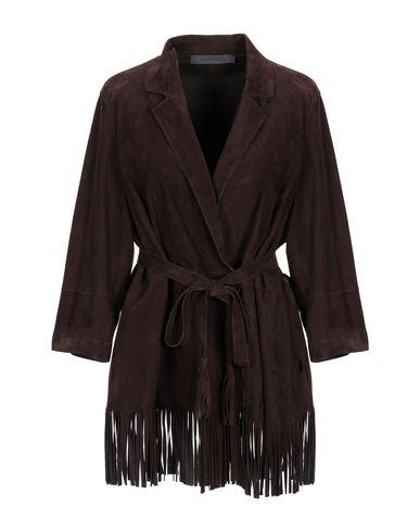 Купить Женский пиджак  темно-коричневого цвета