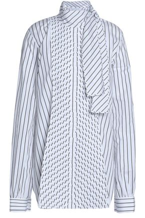 J.W.ANDERSON Striped cotton shirt