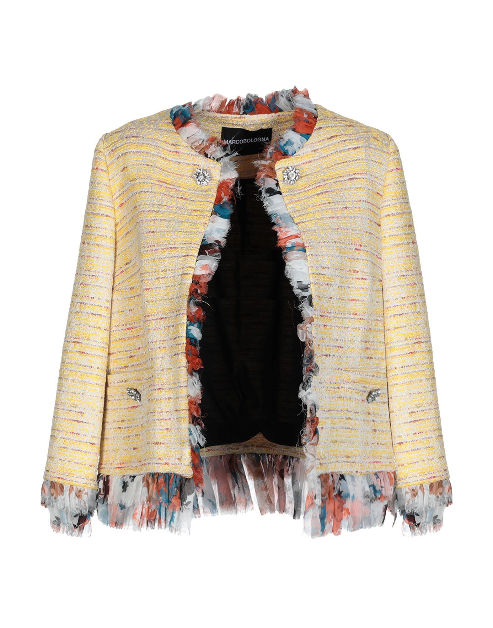 MARCO BOLOGNA Пиджак marco sartini пиджак