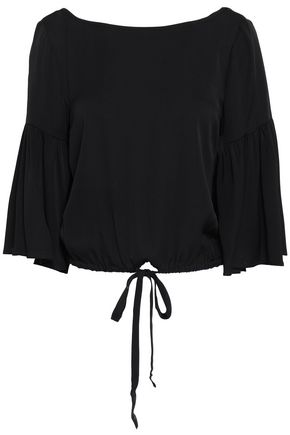 5a9943523f024 Shop MILLY Blouses on sale at the Marie Claire Edit