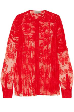 PREEN by THORNTON BREGAZZI Celeste lace blouse