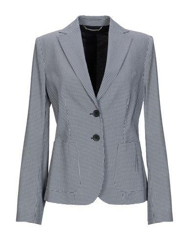 Купить Женский пиджак  темно-синего цвета