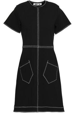 McQ Alexander McQueen Ponte mini dress