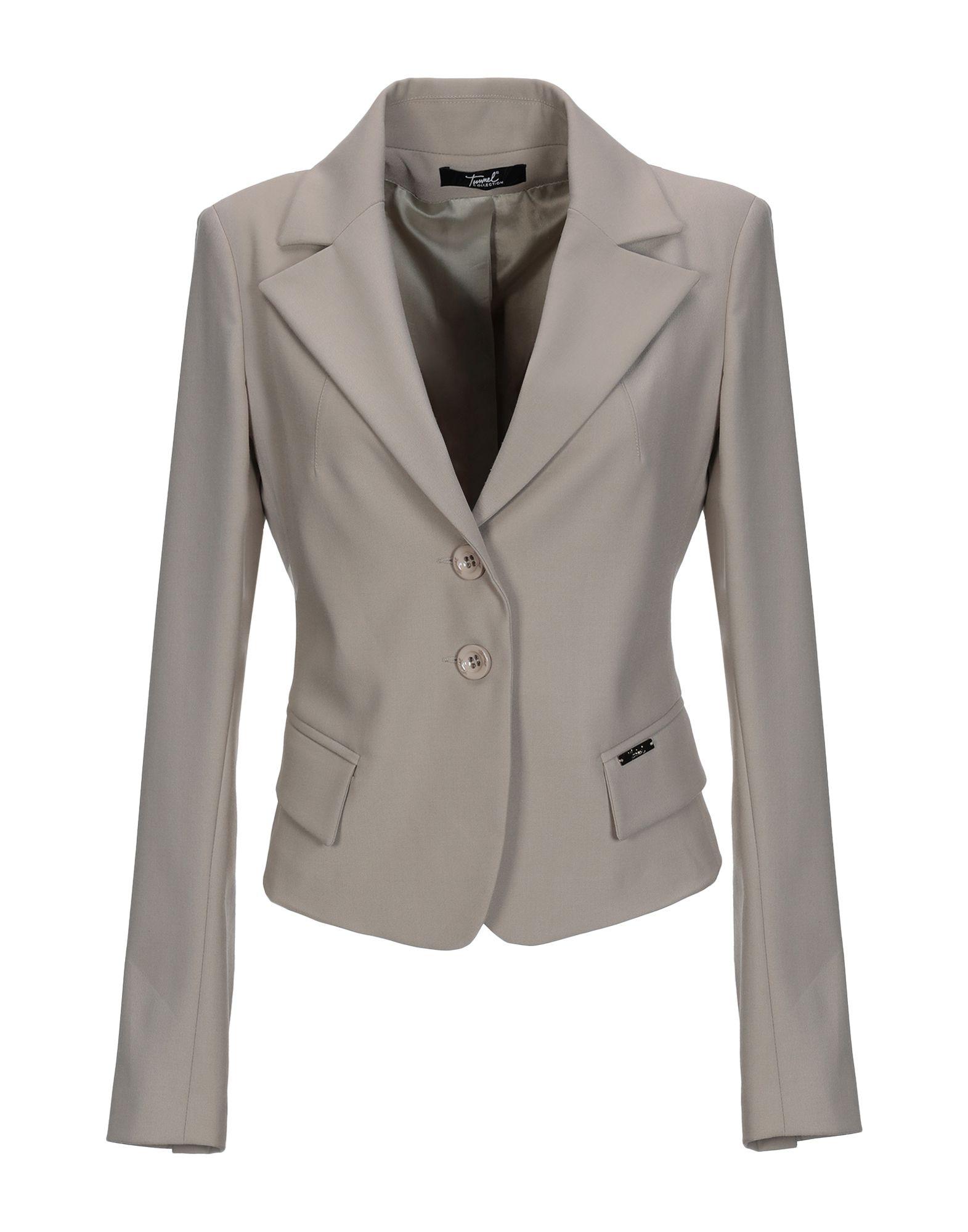 TUNNEL Пиджак пиджак с застежкой на пуговицы sartorio