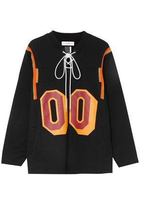 FACETASM French cotton-terry sweatshirt
