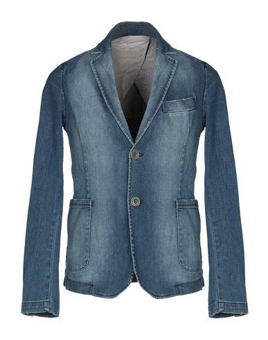 Купить Мужской пиджак INDIVIDUAL синего цвета