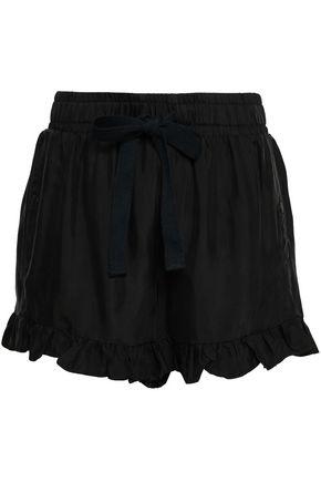 CINQ À SEPT Tova twill shorts