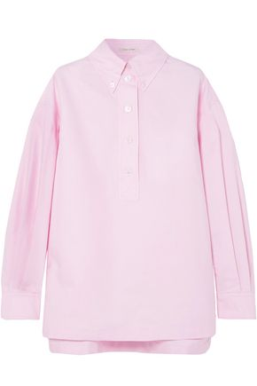 MARC JACOBS Oversized cotton Oxford shirt