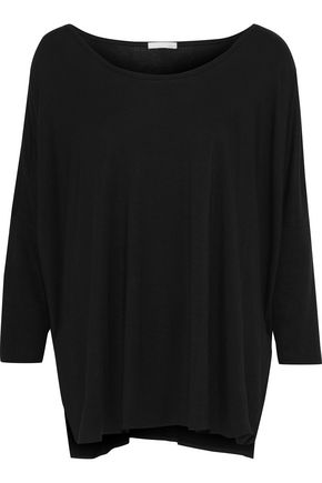 SKIN Stretch-jersey pajama top